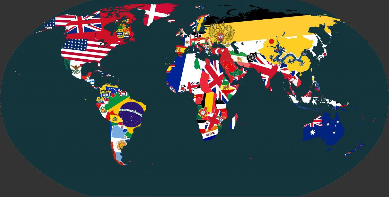Từ Vựng Tiếng Đức Về Các Nước Trên Thế Giới