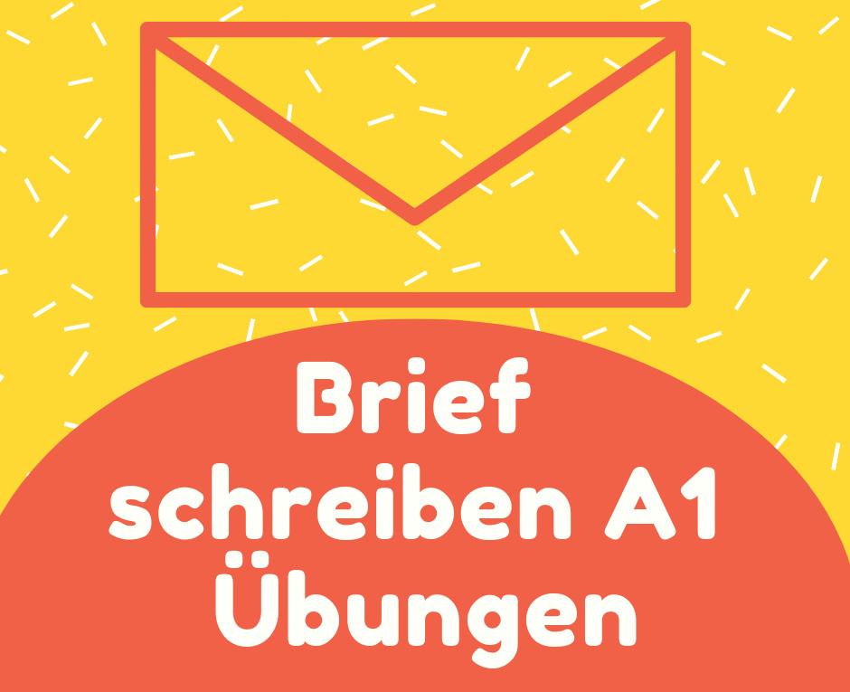 Các Bài Viết Mẫu A1 Tiếng Đức