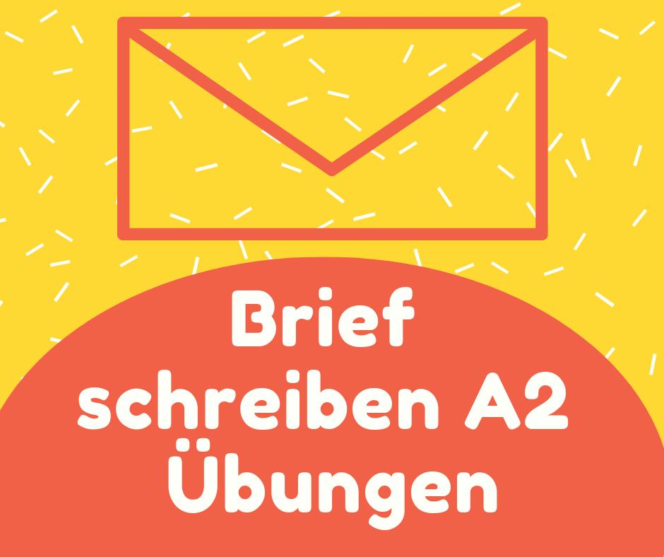 Các Bài Viết Mẫu A2 Tiếng Đức