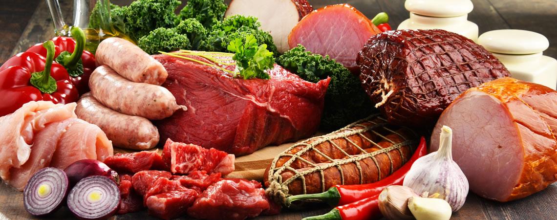 Các loại thịt trong tiếng Đức