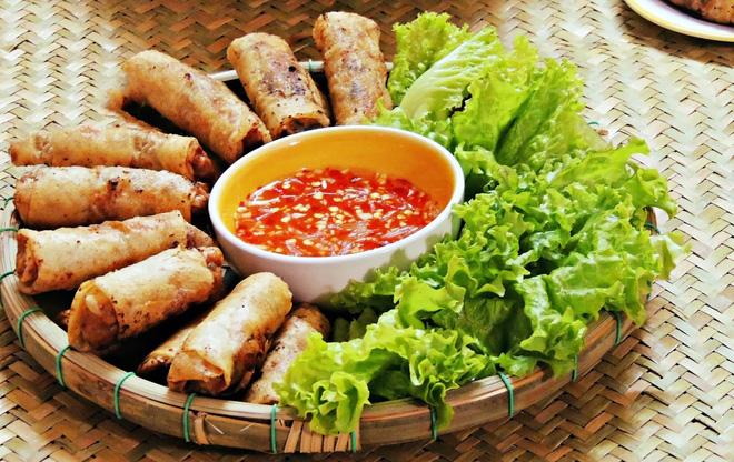 Các Món Ăn Việt Nam Bằng Tiếng Đức