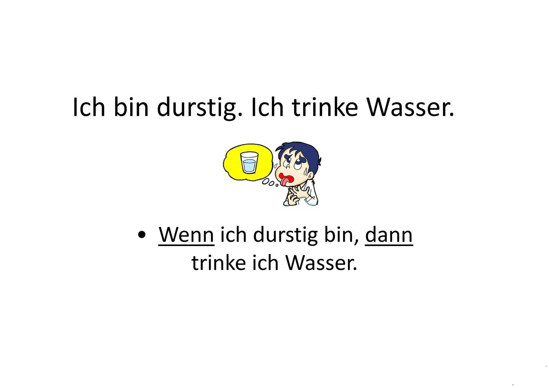 Cách Dùng Dann Trong Tiếng Đức