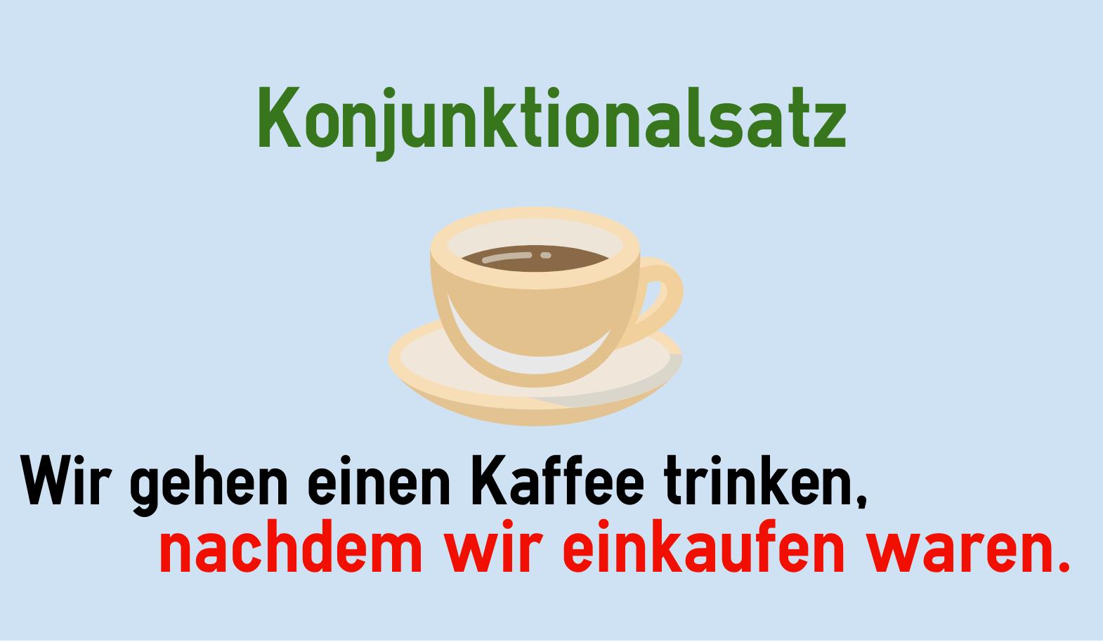 Câu Liên Kết Trong Tiếng Đức