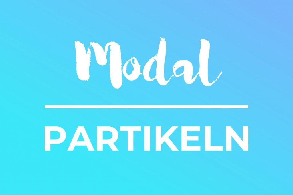 Modalpartikel Trong Tiếng Đức