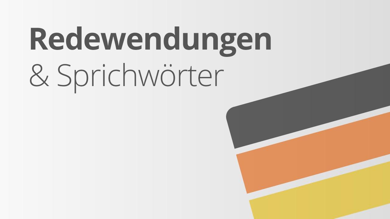 Những Câu Châm Ngôn Trong Tiếng Đức