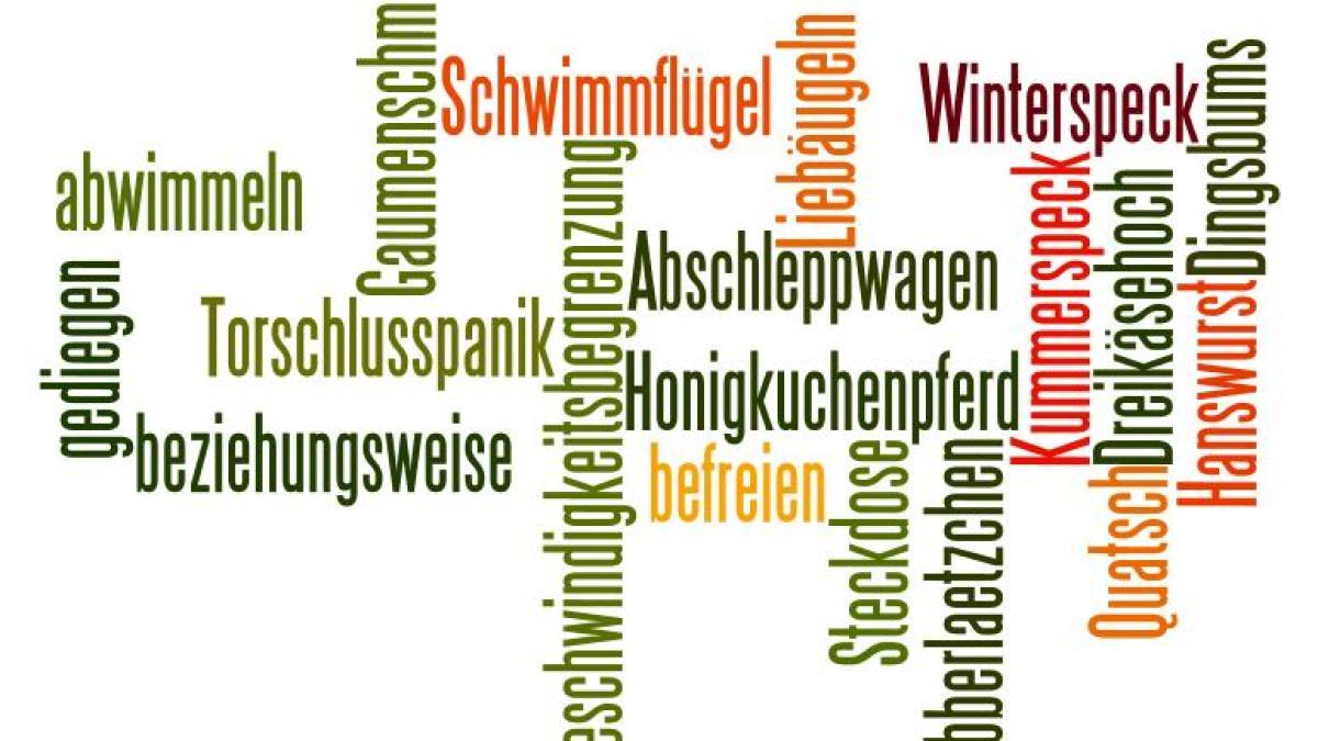 Những Từ Hay Trong Tiếng Đức