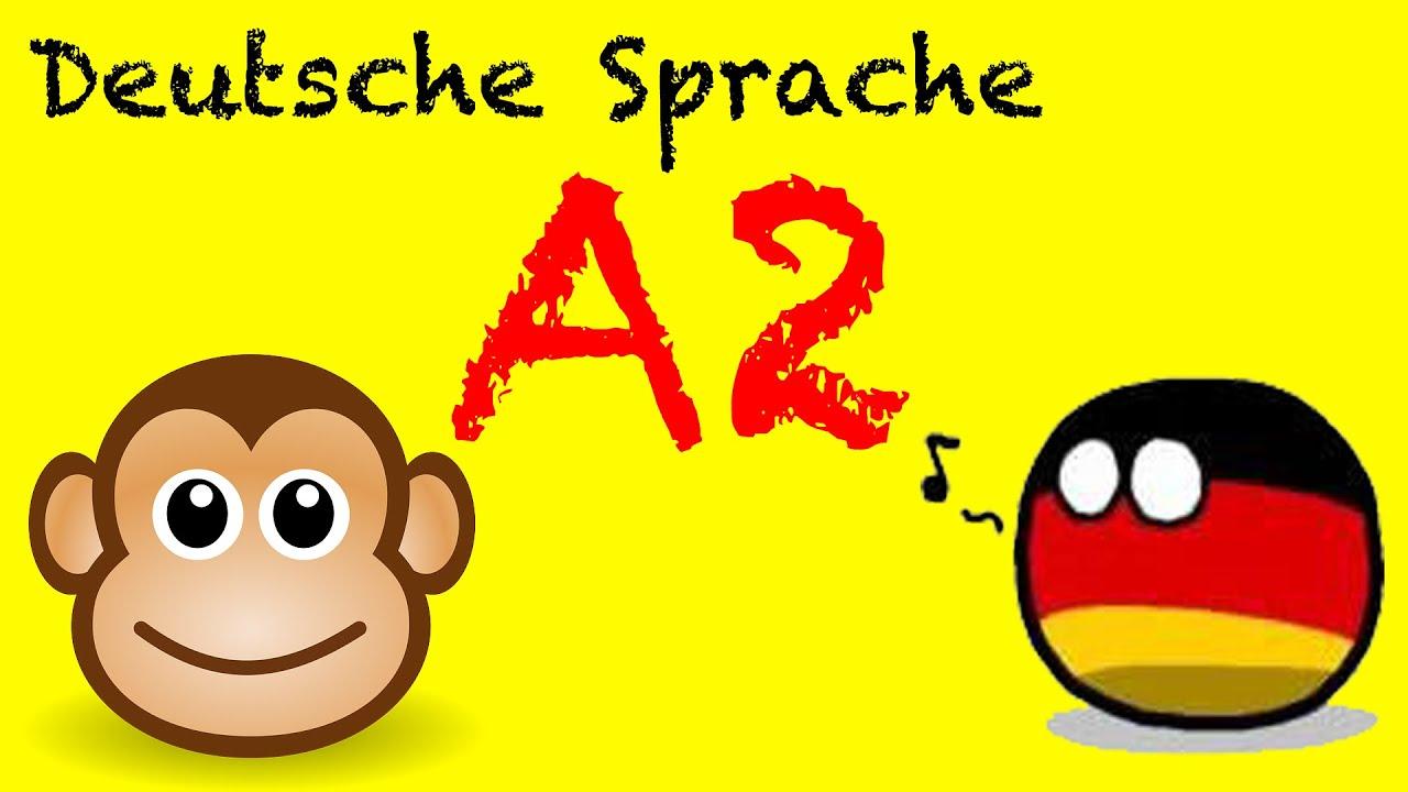 Tổng Hợp Ngữ Pháp Tiếng Đức A2