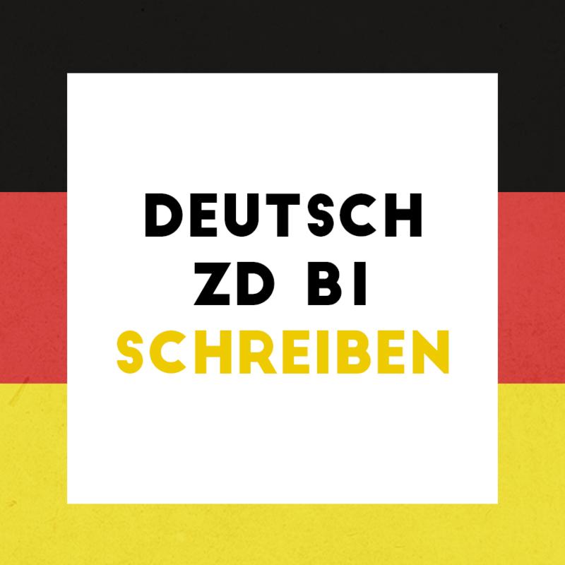 Tổng Hợp Đề Thi Viết Teil 3 B1 Tiếng Đức