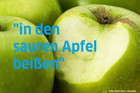 Các Câu Thành Ngữ Thú Vị Liên Quan Đến Thức Ăn Trong Tiếng Đức